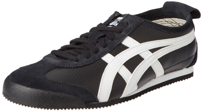 Onitsuka Tiger Mexico 66 Fashion Sneaker B0088WBXJ4 7.5 M US Women / 6 M US Men|Black Micro Perf/White/Black