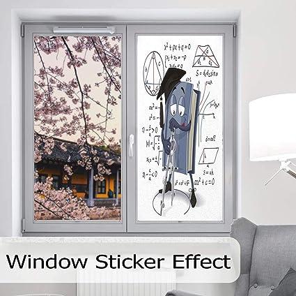 Amazon Com Yoliyana Control Heat And Anti Uv Window Cling