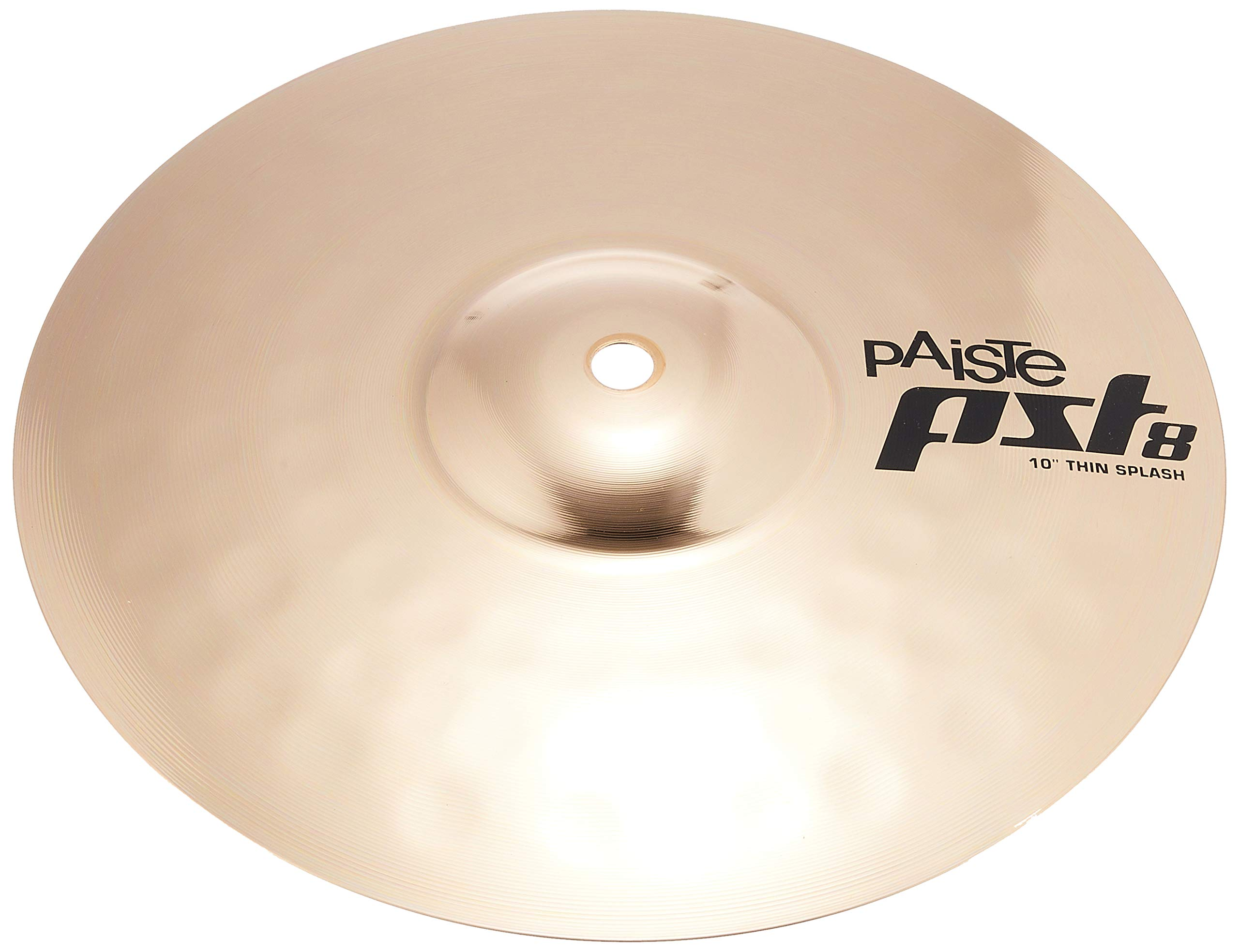 Paiste PST 8 Reflector Thin Splash 10 in. by Paiste