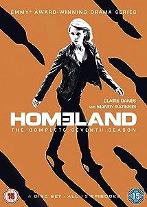 Homeland S7 [DVD] [2018]