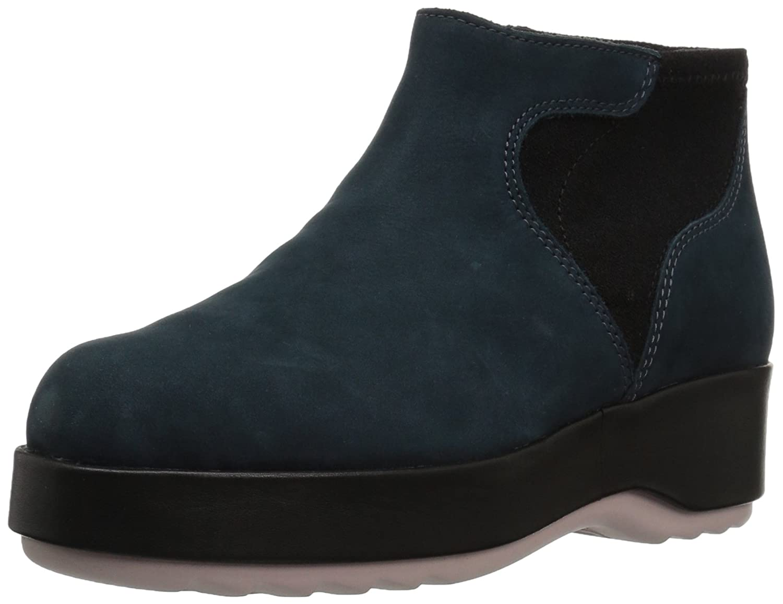 Camper Women's Dessa K200474 Ankle Boot B01ND4HER6 40 M EU (10 US)|Blue