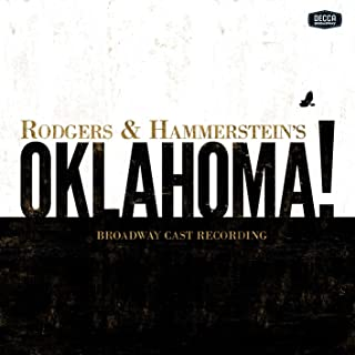 Book Cover: Oklahoma! 2019 Broadway Cast Recording