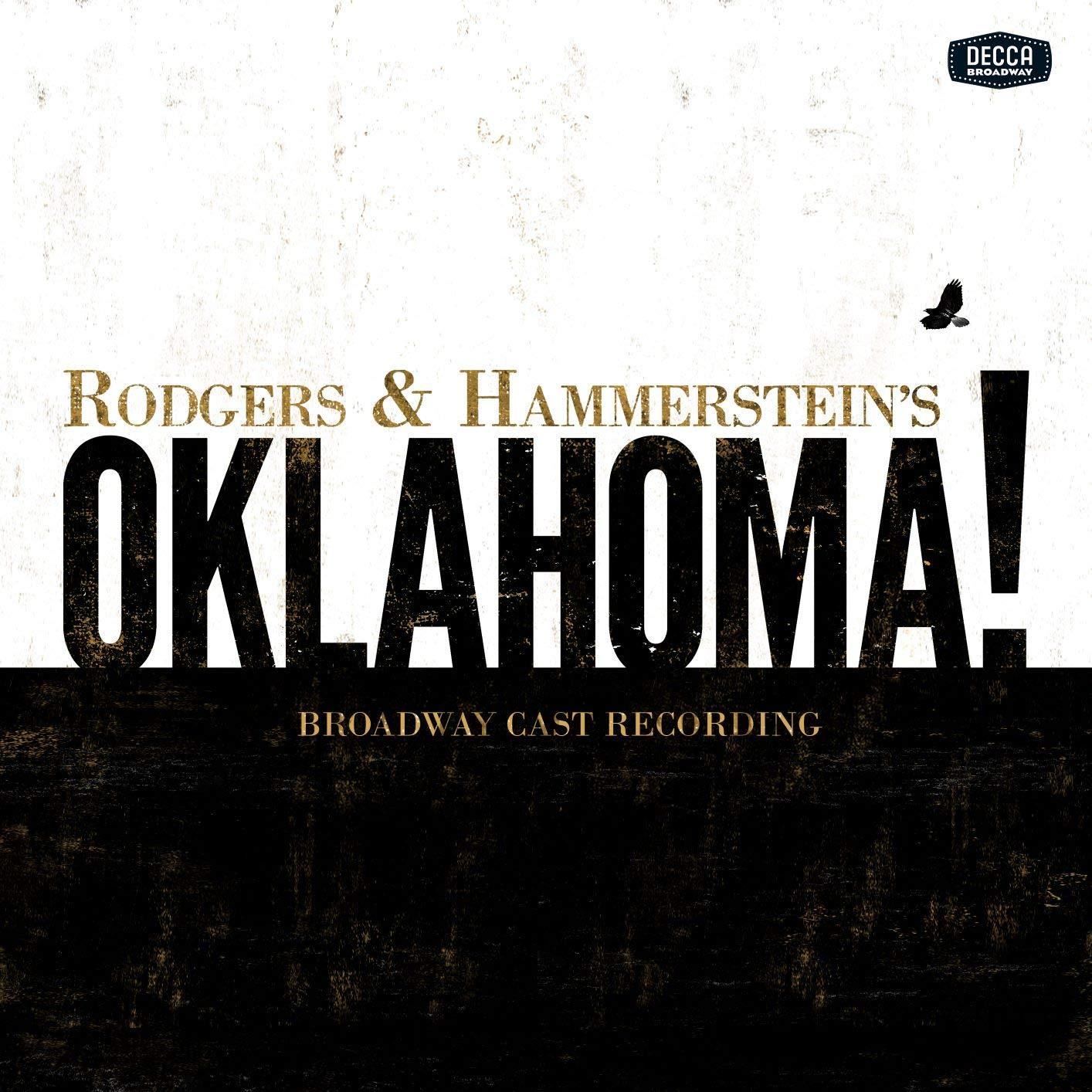 Book Cover: Oklahoma! 2019 Broadway Cast Recording