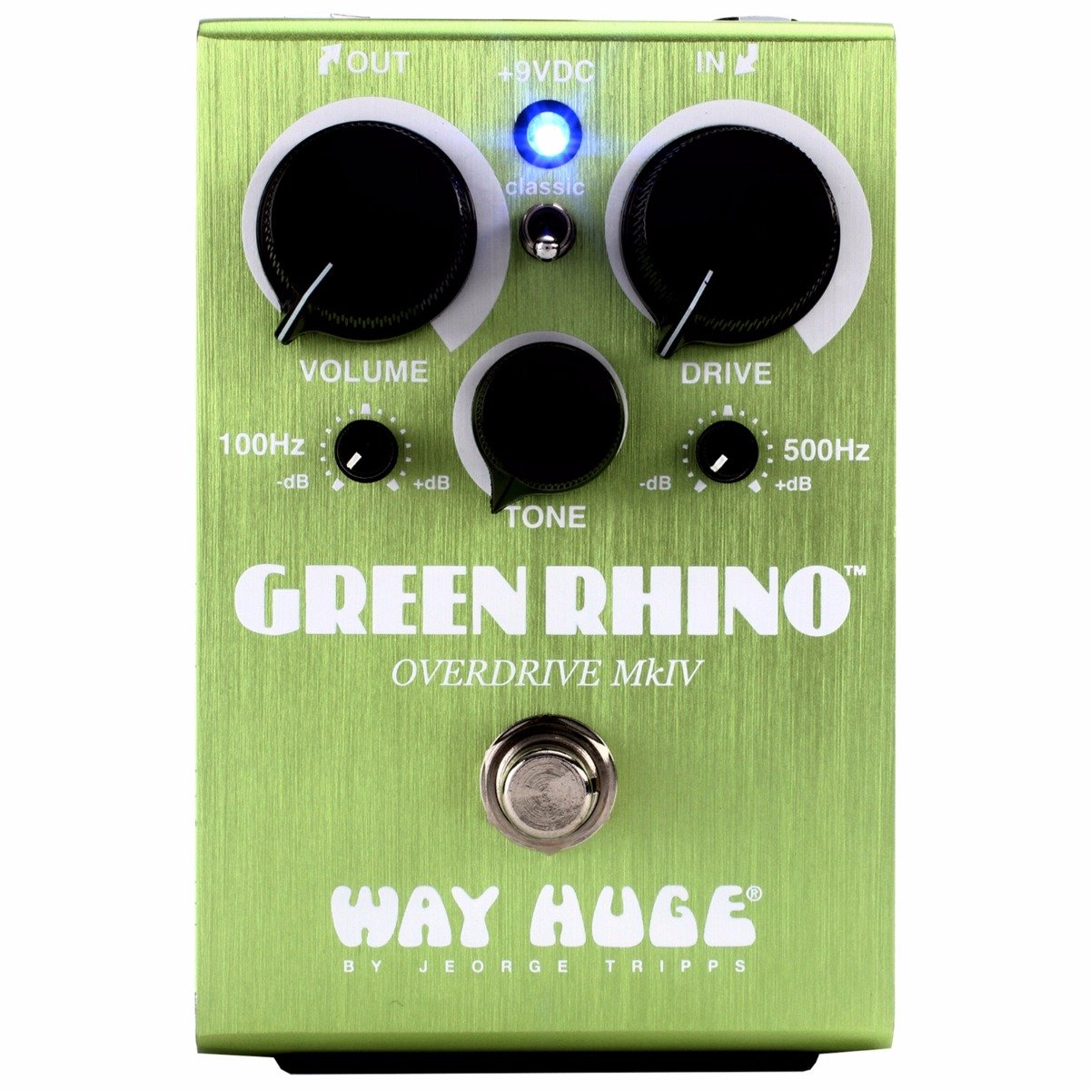 WAY HUGE WHE207 Green Rhino MKIV / Overdrive オーバードライブ   B01KRQUIU8