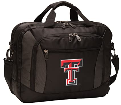 f1c41e3b4cd3 Image Unavailable. Image not available for. Color  Broad Bay Texas Tech  Laptop Bag Best ...