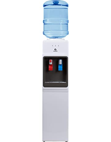 3c3ff7e25e Avalon A1WATERCOOLER A1 Top Loading Cooler Dispenser, Hot & Cold Water,  Child Safety Lock