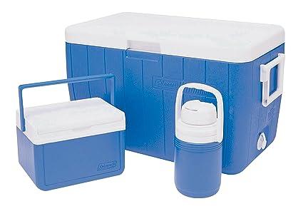 Coleman - Juego de neveras portátiles y Termo (45,7 litros ...