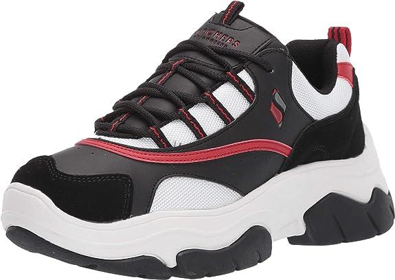 Skechers Street Amp'd City Stomp'n Sneaker da Donna