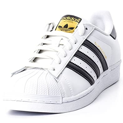 Adidas Originals Superstar, Baskets Basses Homme