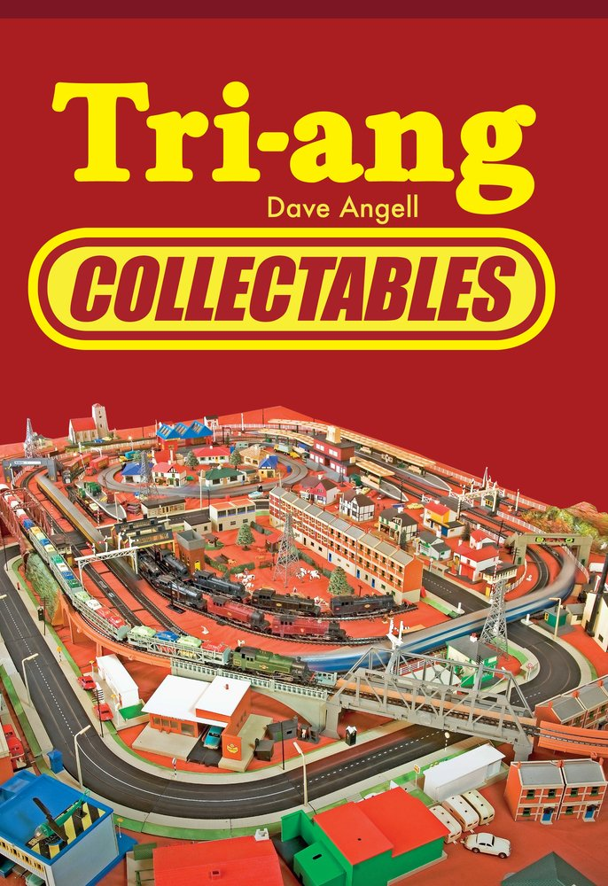 Paperback Dave Tri-ang Collectables by Angell FREE /& FAST Delivery, NEW Book