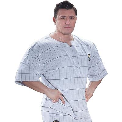 BIG SAM SPORTSWEAR COMPANY Men's Ragtop RAG Top Sweater Gym T-Shirt3130