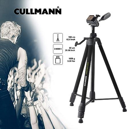 Cullmann Primax 380 - Trípode Completo, Negro: Amazon.es: Electrónica