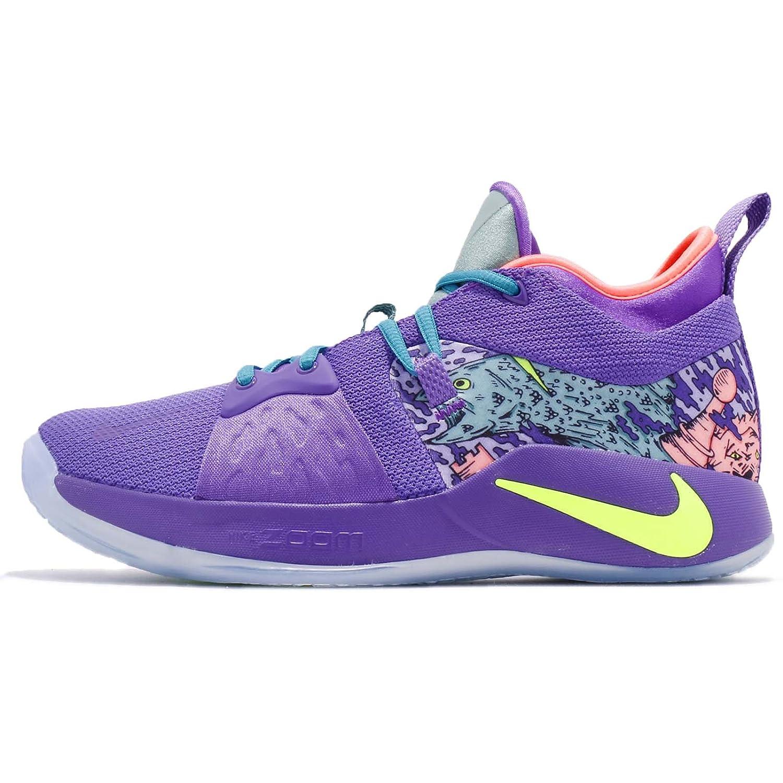 (ナイキ) PG 2 MM EP メンズ バスケットボール シューズ Nike PG2 MM EP Mamba Mentality AO2985-001 [並行輸入品] B07CKMTMXJ 28.5 cm CANNON/VOLT-PURPLE VENOM