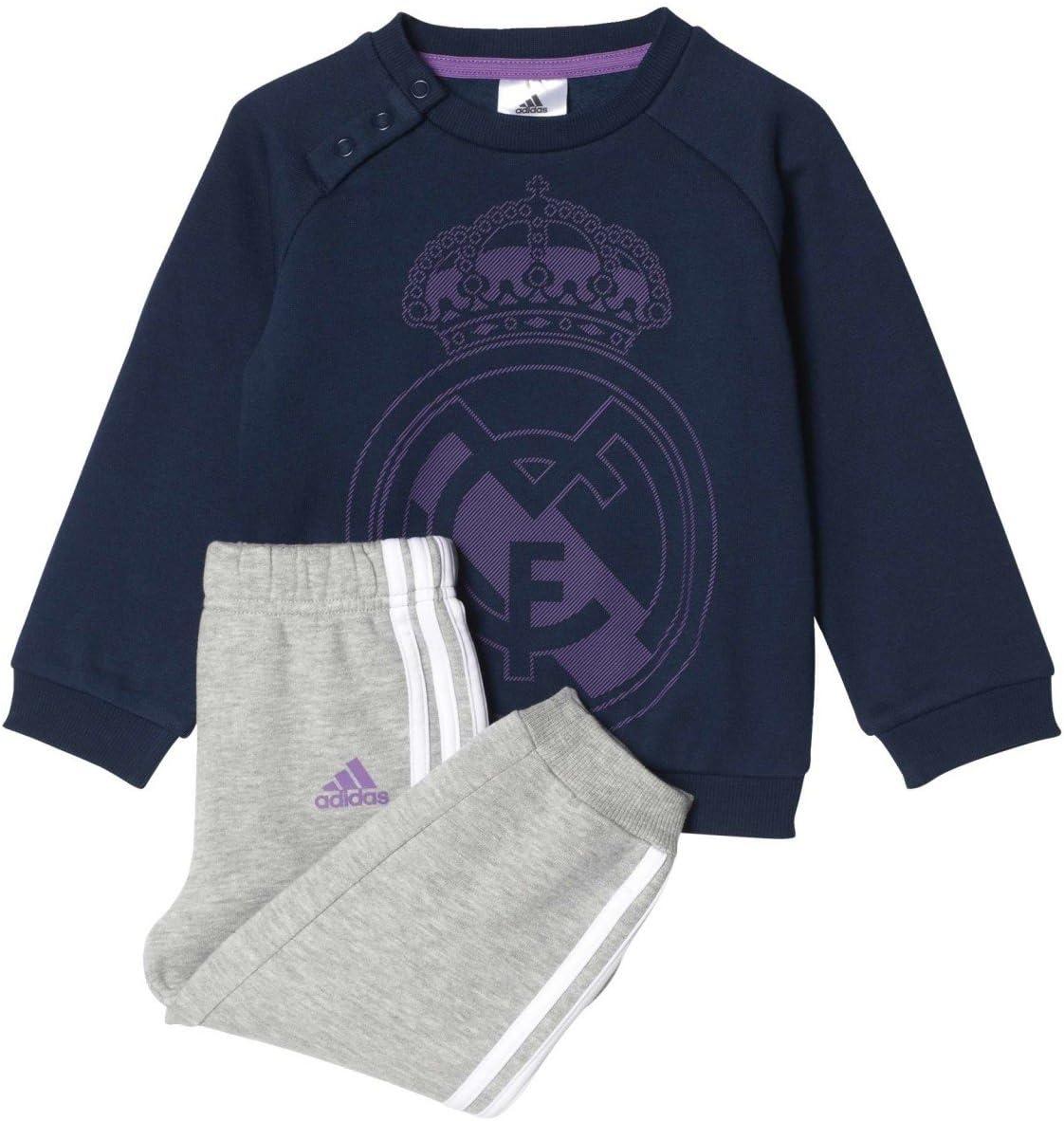 adidas I Real Jogger Pantalones de Chándal, Niños, Azul (Maruni/Vioray), 98: Amazon.es: Ropa y accesorios