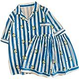 BT21 Pijamas para mujer, BTS Ropa de dormir para niños de Bangtan CHIMMYCOOKY KOYA MANG RJ SHOOKY TATA Camisa de manga…