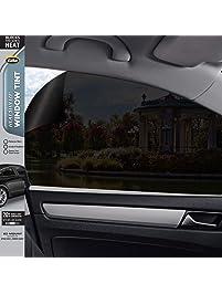 GILA HPB044 Heat Shield Limo Black 20-Percent VLT Scratch Resistant Automotive Window Tint