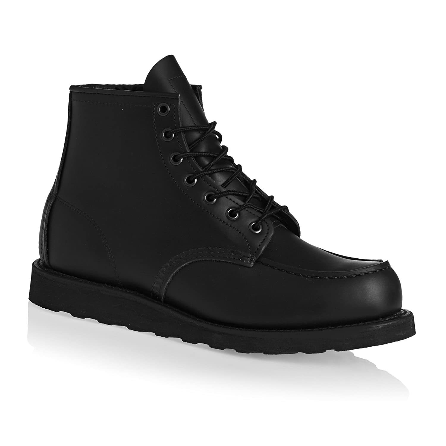 Red Wing Mens 6-Inch Moc 8137 Leather Boots: Amazon.es: Zapatos y complementos