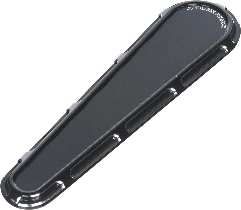 Arlen Ness 04-165 Black Billet Dash Insert