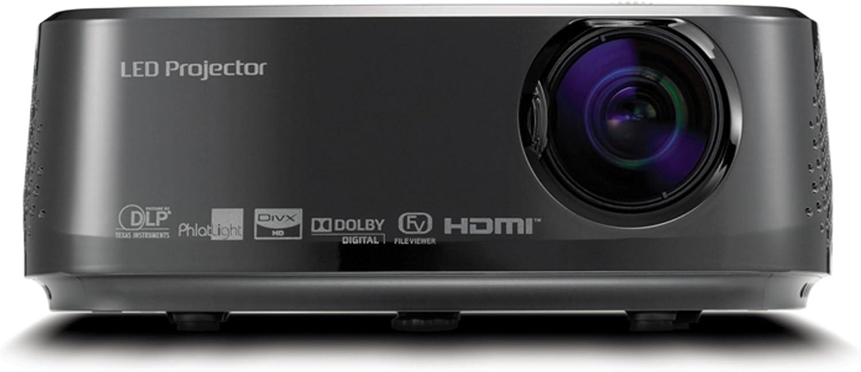 LG HX300G - Proyector, 300 Lúmenes del ANSI, DLP, XGA (1024x768 ...