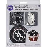 Wilton 415-2194 Pirate Cupcake Decorating Kit