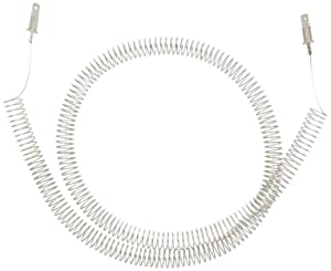 GARP 5300622034 Compatible Replacement for Dryer Heater Coil Fits Frigidaire, Gibson, Kelvinator, Kenmore, Tappan, Westinghouse