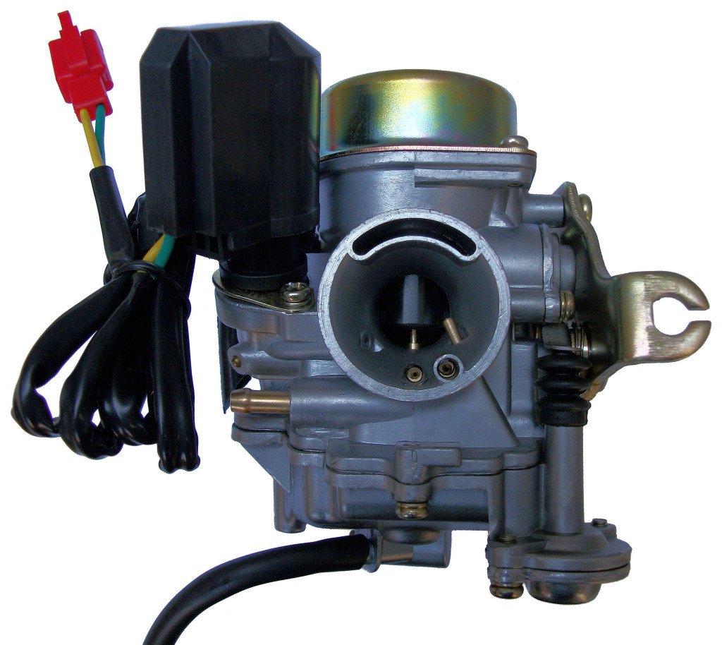 Amazon.com: 20mm Scooter Carburetor Geely Fashion JL50QT-20 Moped:  Automotive
