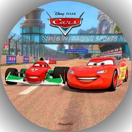 LL Cars Fondant Tarta, Tarta, diseño de Tarta de cumpleaños ...
