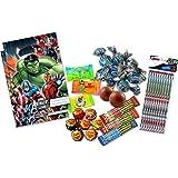 SACCHETTINI COTILLON DOLCETTI DOPO FESTA CARAMELLE REGALINI PARTY (Avengers)