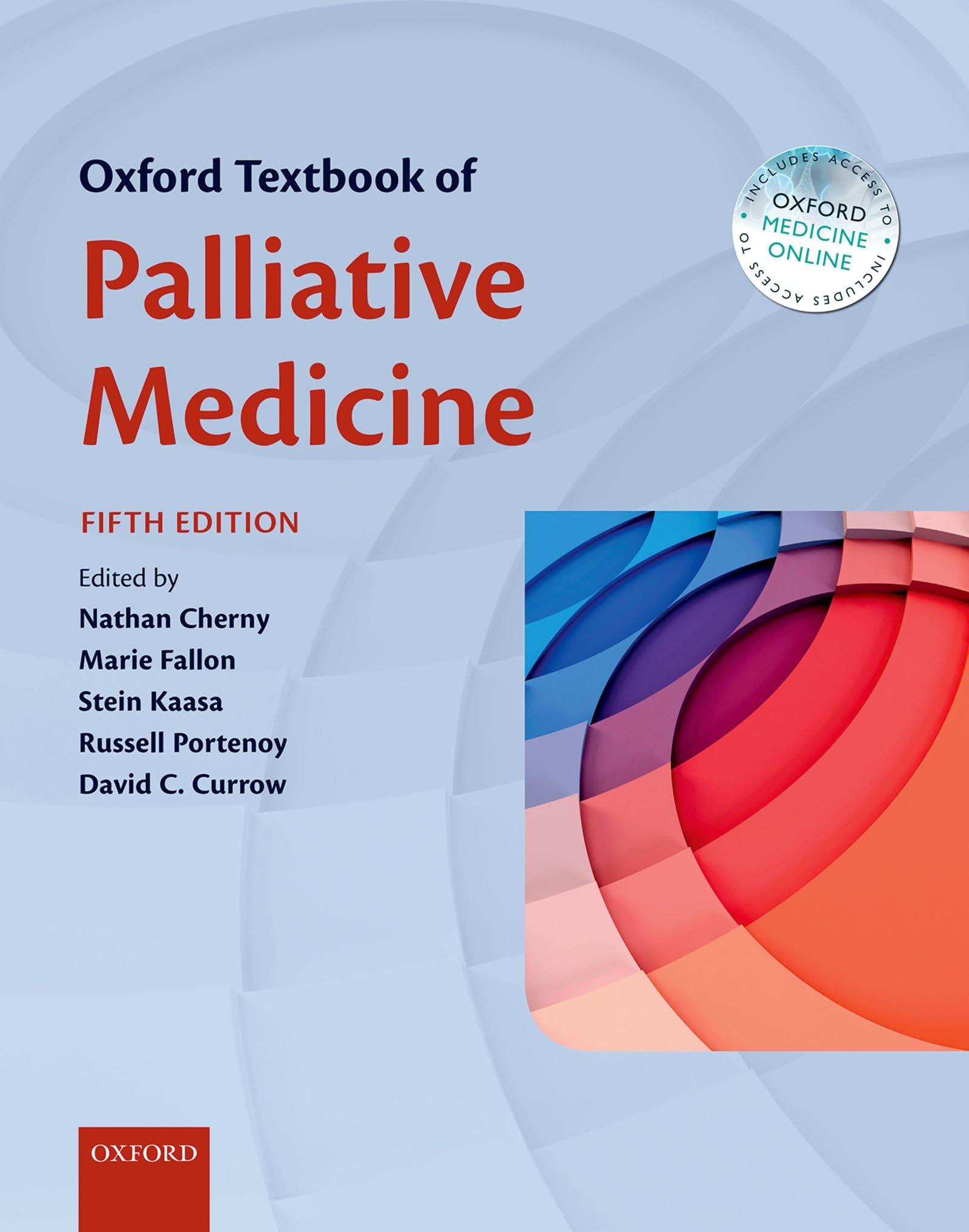 Oxford Textbook Of Palliative Medicine  English Edition