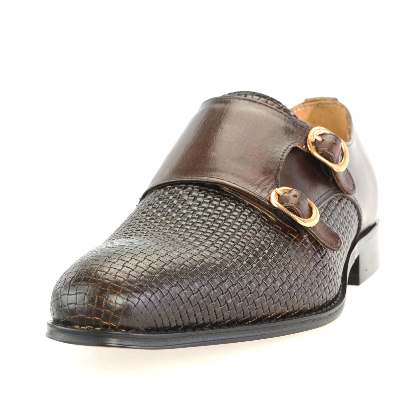【良好品】 [ルシウス] 本革 革靴 20種類から選ぶ 紳士靴 レザー レザー メンズ ダブル モンクストラップ メダリオン ストレートチップ 革靴 紳士靴 B076DXFFBR Y08-80 コーヒー 24.5 cm 3E 24.5 cm 3E|Y08-80 コーヒー, 暮らしと眠りを楽しむ店 和っふる:0722debd --- ballyshannonshow.com