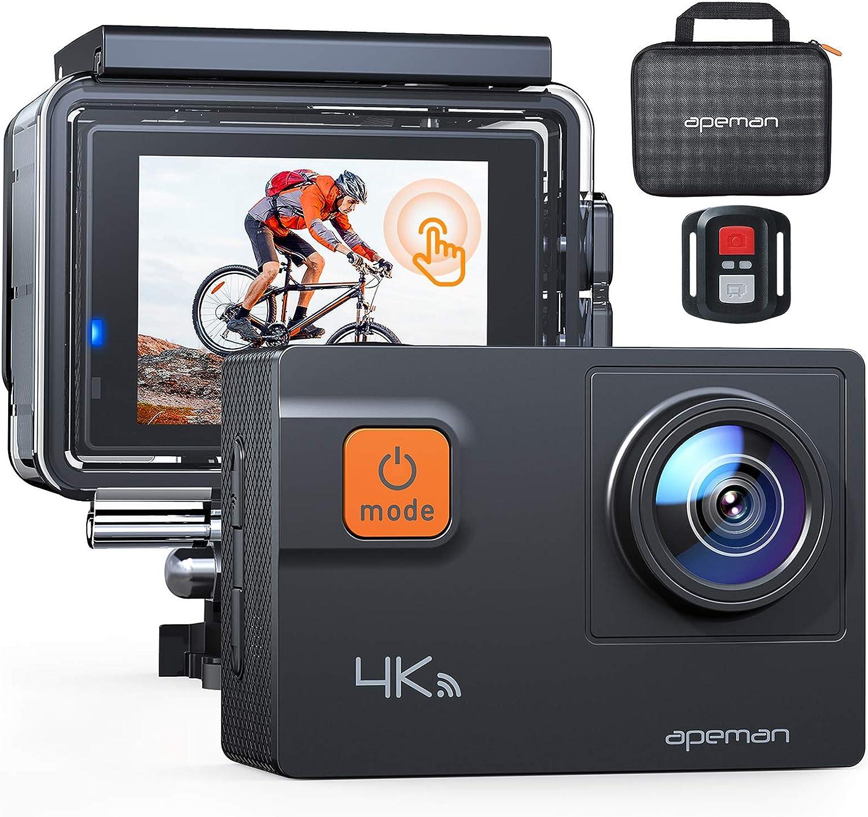 APEMAN A87 アクションカメラ 4K画質