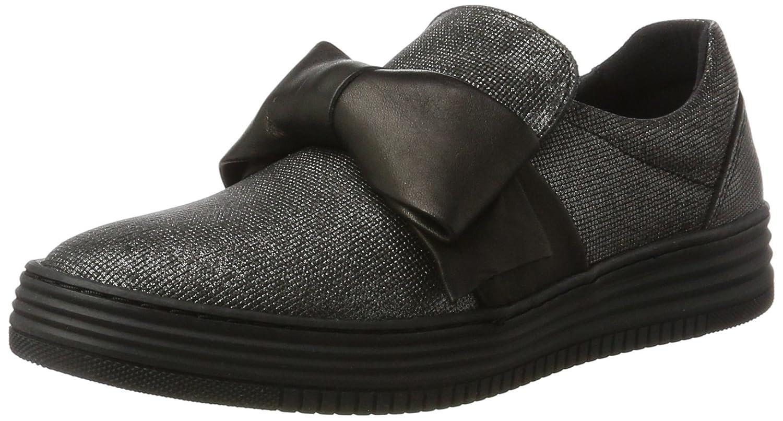 Bullboxer 420008e5l, Zapatillas para Mujer 38 EU|Negro (Black Bkpd)