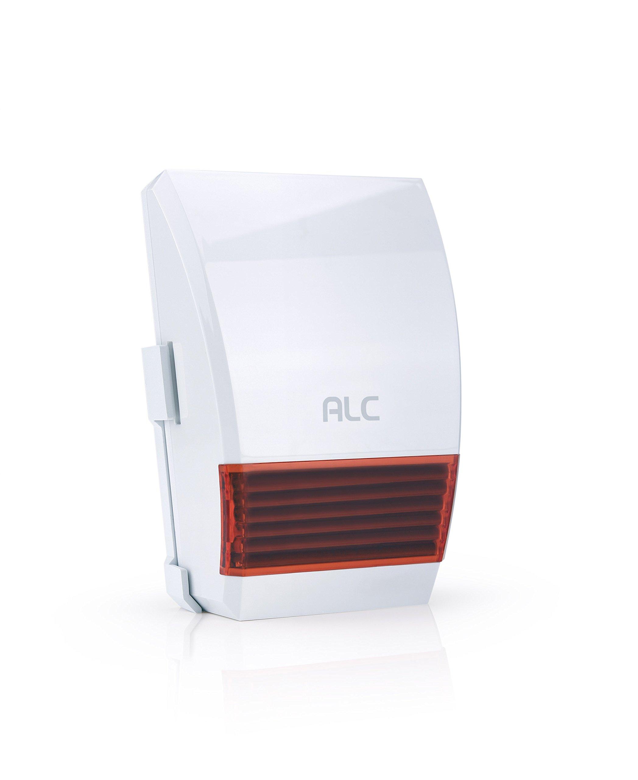 ALC AHSS51 Connect Siren Accessory (White) by ALC