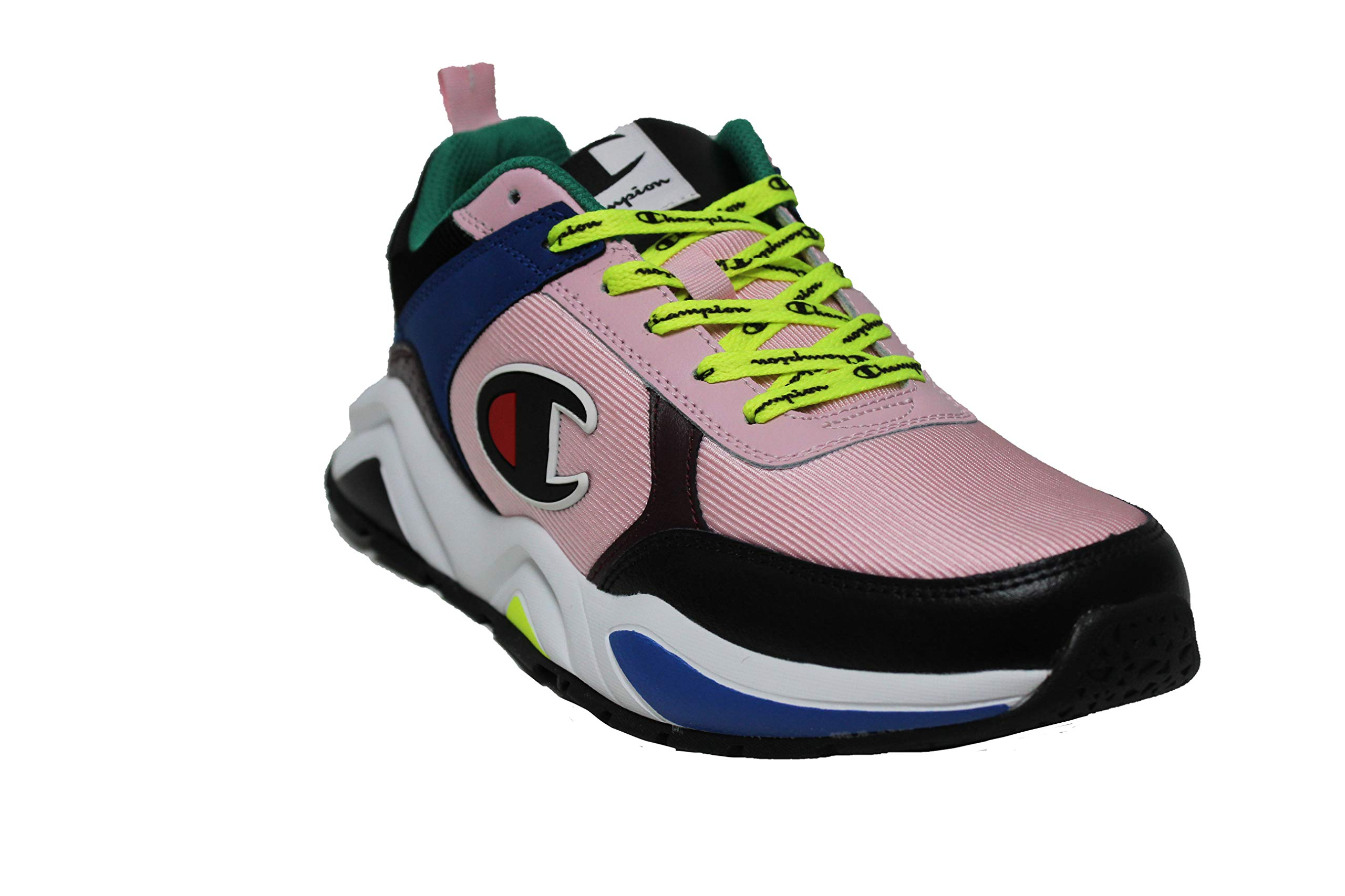Champion 93 Eighteen Casual Shoes (K4 - W6, Pink Multi)