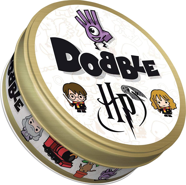 Asmodee – Harry Potter Dobble Juego de mesa, edición en italiano, 8243 - Idioma Italiano