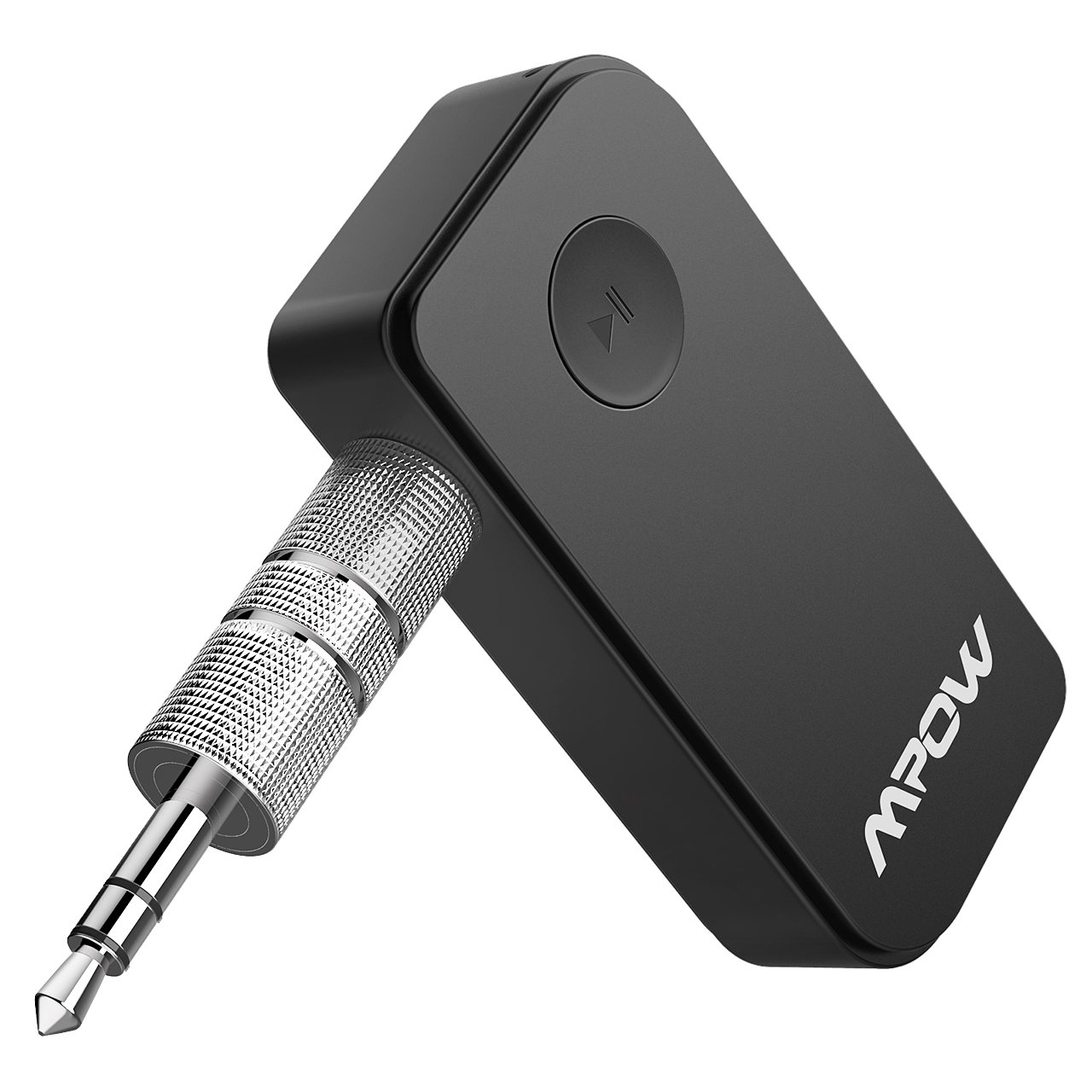 Mpow Bluetooth Receiver, Protable Bluetooth 4.1 Car Adapter & Bluetooth Car Aux Adapter For
