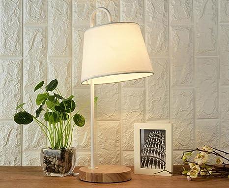 Camera Da Letto Legno Naturale : Lampada da tavolo con base in legno naturale e lampade da tavolo