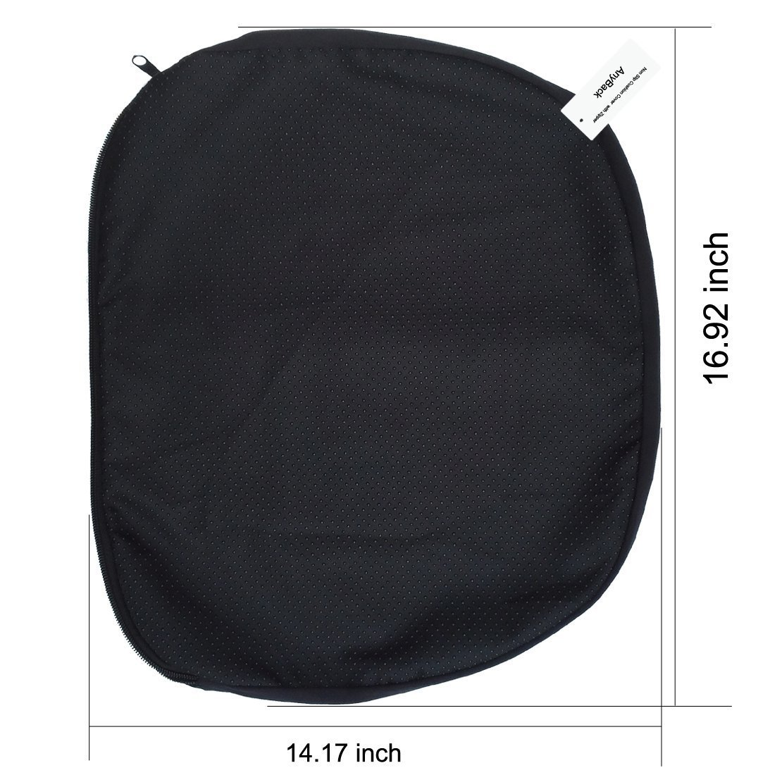 ... Non Slip Drop Dot Replacement Seat Cushion Cover 16 x 14 Perfect for  Egg Sitter Gel ... f8444cae2
