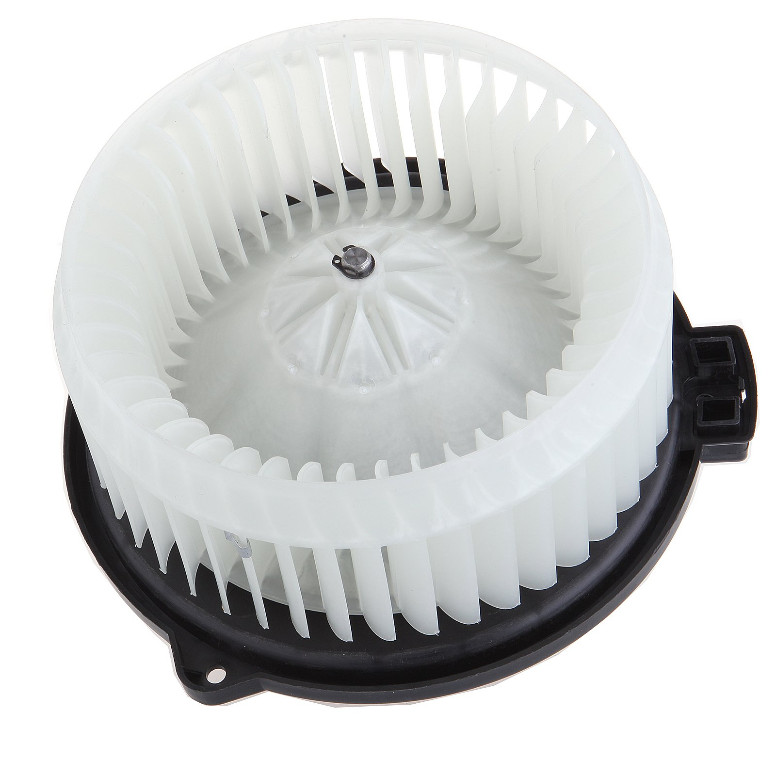 HVAC Plastic Heater Blower Motor ABS w/Fan Cage ECCPP for 2001-2005 Acura EL /2001-2005 Honda Civic /2002-2006 Honda CR-V /2003-2011 Honda Element