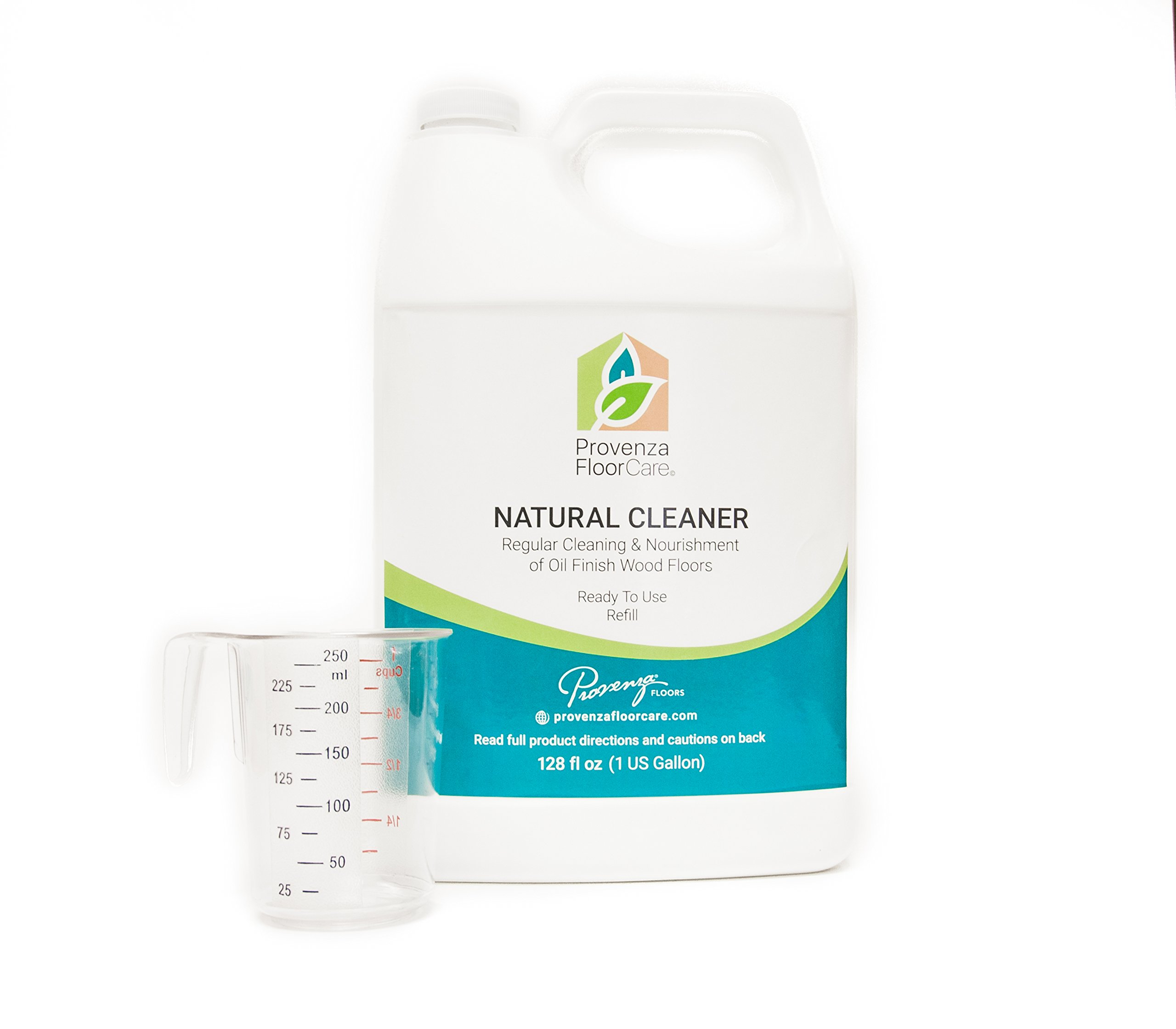 Provenza Natural Cleaner Ready to Use Refill - 1 Gallon (128 fl.oz) by Provenza Floors USA (Image #1)