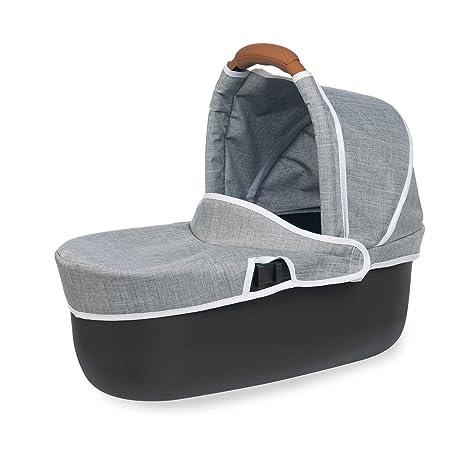 Amazon.com: Smoby Combi Bebe Comfort Grey, Color (253109 ...