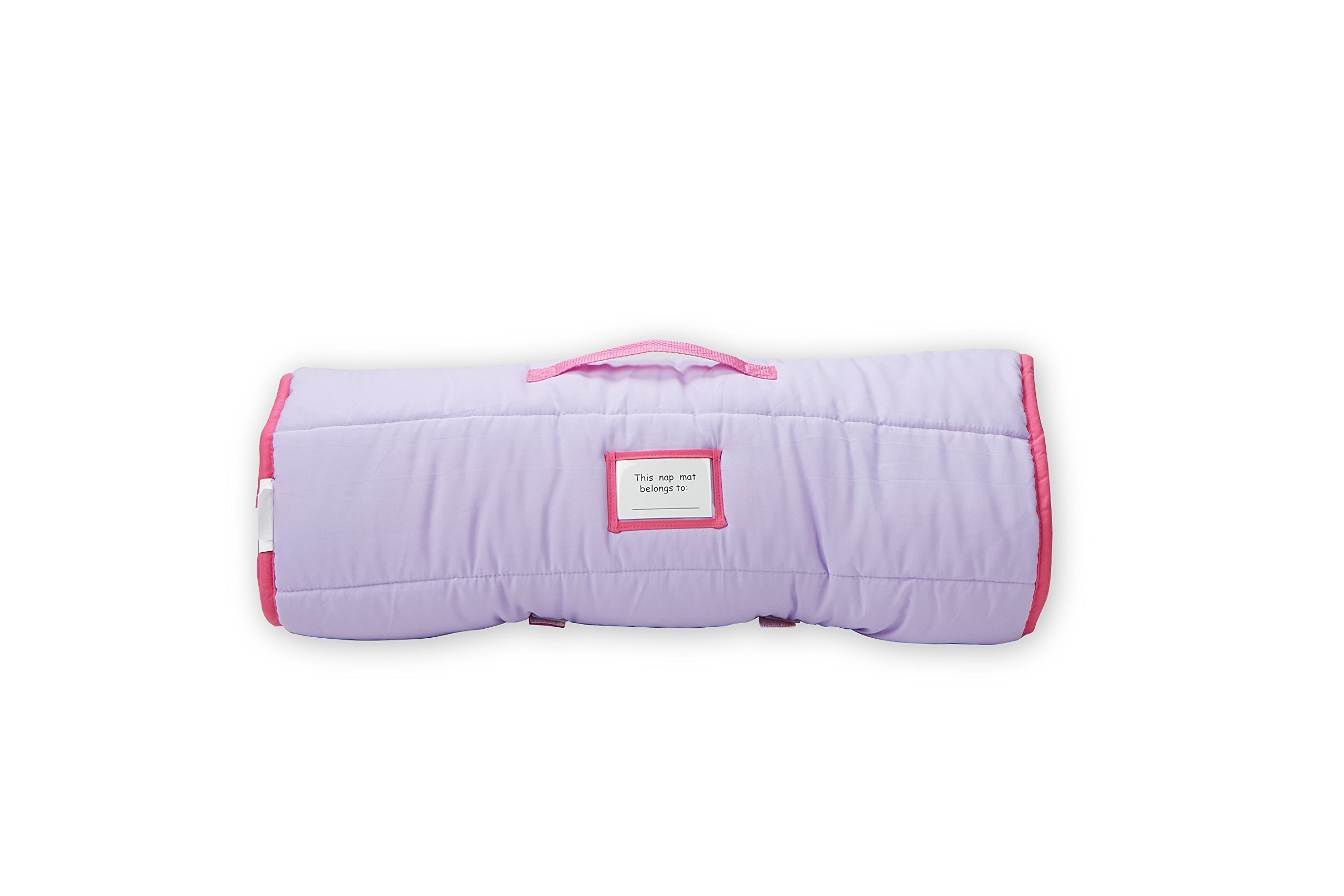 Baby Boom Nap Mat Set - Includes Pillow and Fleece Blanket – Great for Boys and Girls Napping at Daycare, Preschool, Or Kindergarten - Fits Sleeping Toddlers and Young Children - Kid Friendly Design by Baby Boom (Image #3)