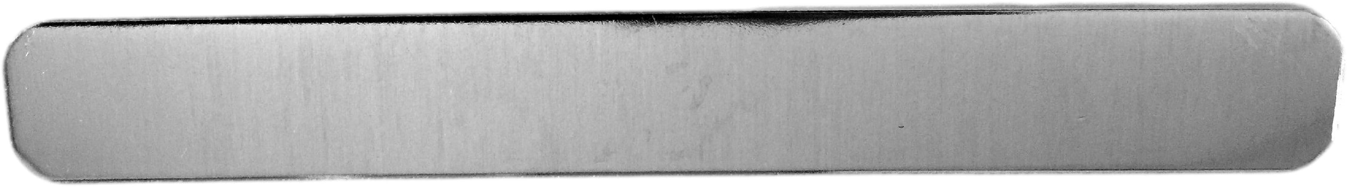 "Aluminum Cuff Bracelet Blanks 1//2/"" x 6/"" 1100 Type 14 Gauge De-burred Rounded"
