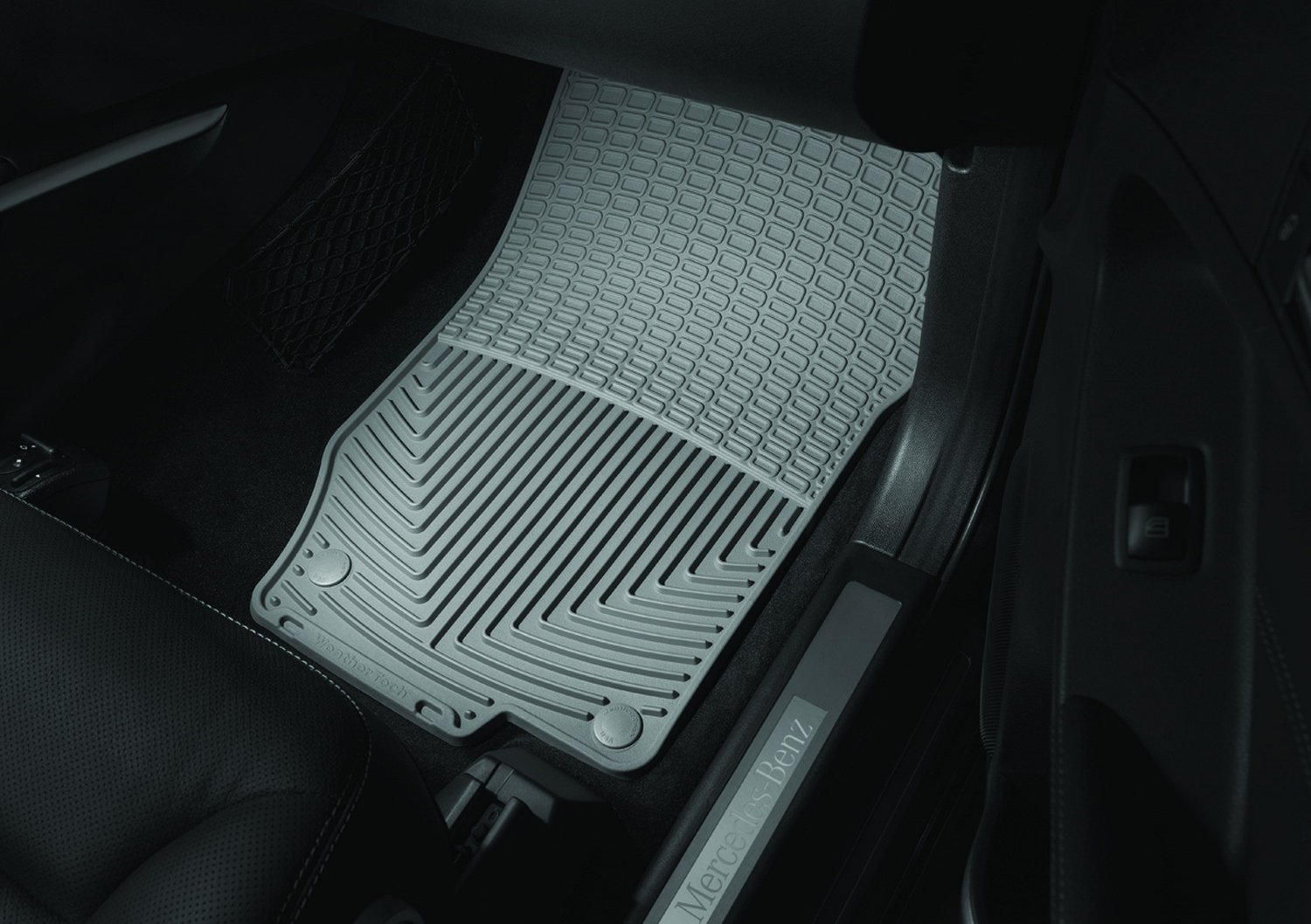 Gray W202GR WeatherTech Trim to Fit Front Rubber Mats for Toyota Sienna