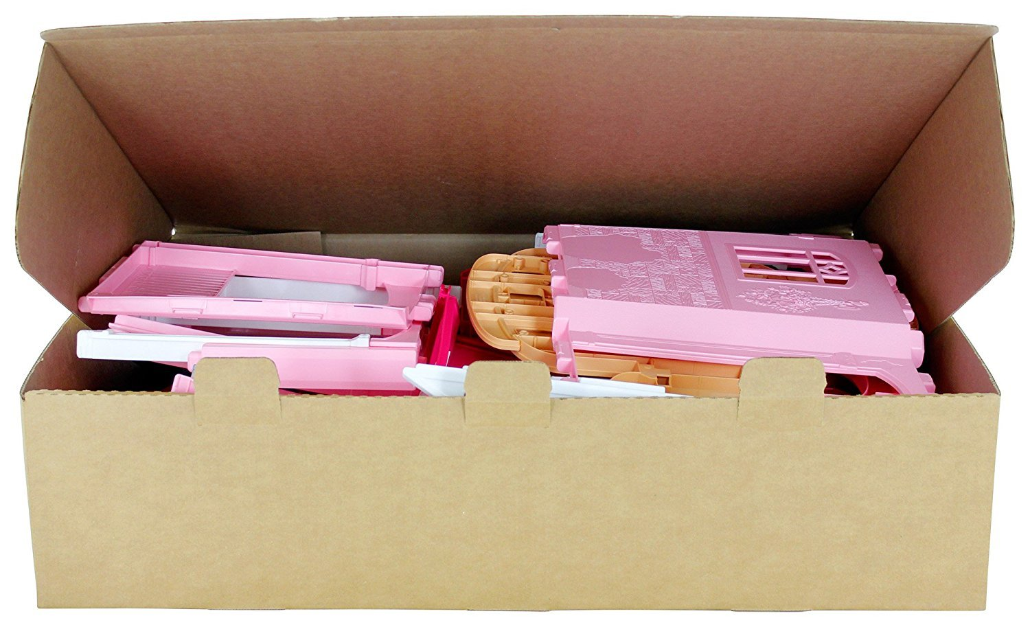 71fbBex9caL._SL1500_ amazon com barbie dreamhouse toys & games Barbie Dreamhouse at bayanpartner.co