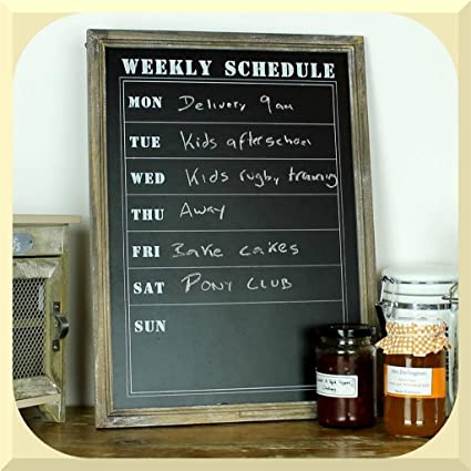 1set Semana Planner Pizarra Vinilo Planner para la oficina ...