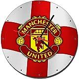 MasTazas Manchester United A Wall Clock 20cm