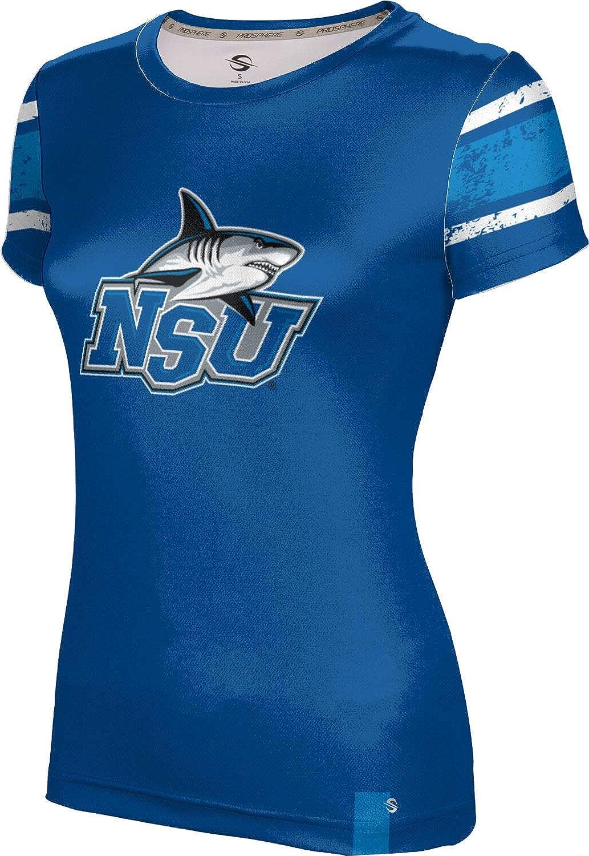 ProSphere Nova Southeastern University Girls Performance T-Shirt End Zone