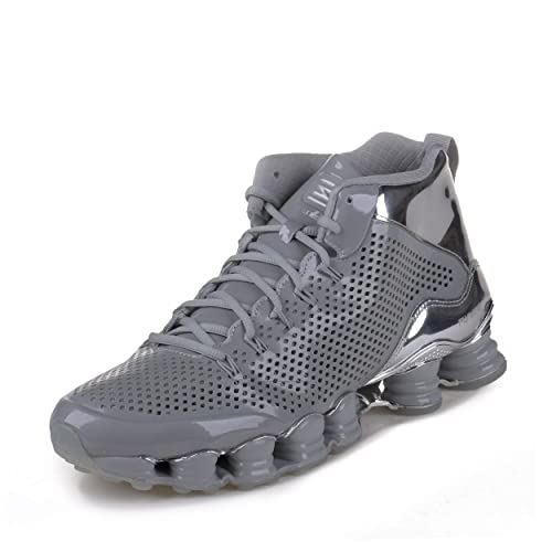 watch 0ab05 98bde Nike Shox TLX MID SP Silver/Reflect Silver-Chrome Display ...