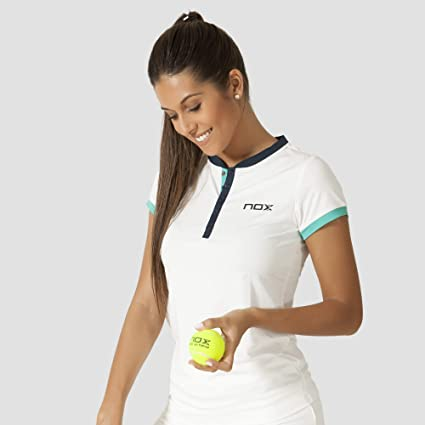 NOX Polo Padel Mujer Rachel: Amazon.es: Deportes y aire libre
